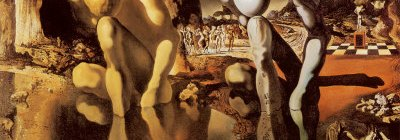 La metamorfosi di Narciso (Dalì)
